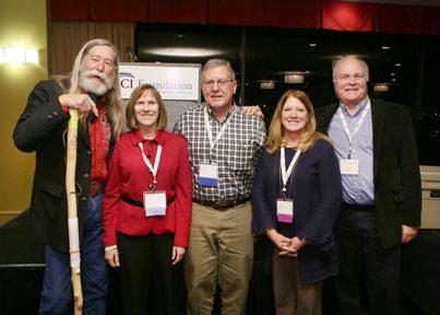 John Martin honored at CCI
