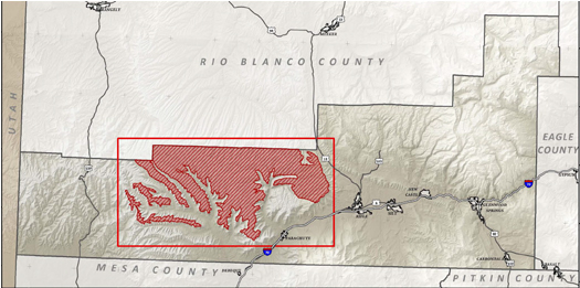 sage grouse map