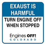 exaust is harmful