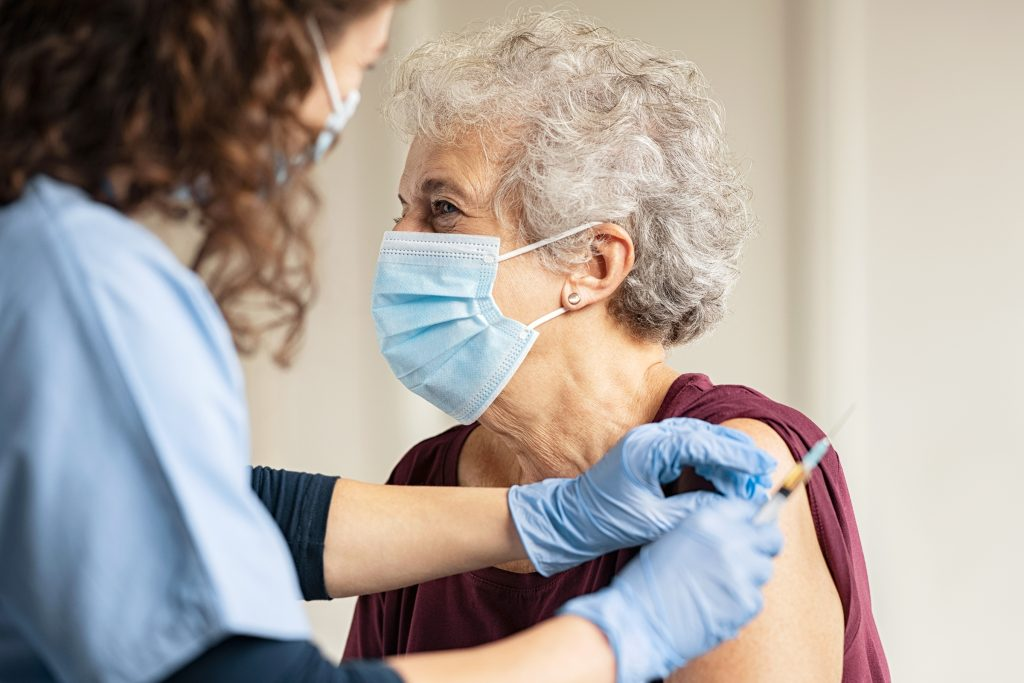 People age 70 and older can schedule COVID-19 vaccinations starting Jan. 4