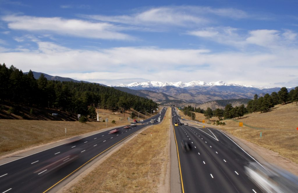 Construction projects set for I-70 mountain corridor