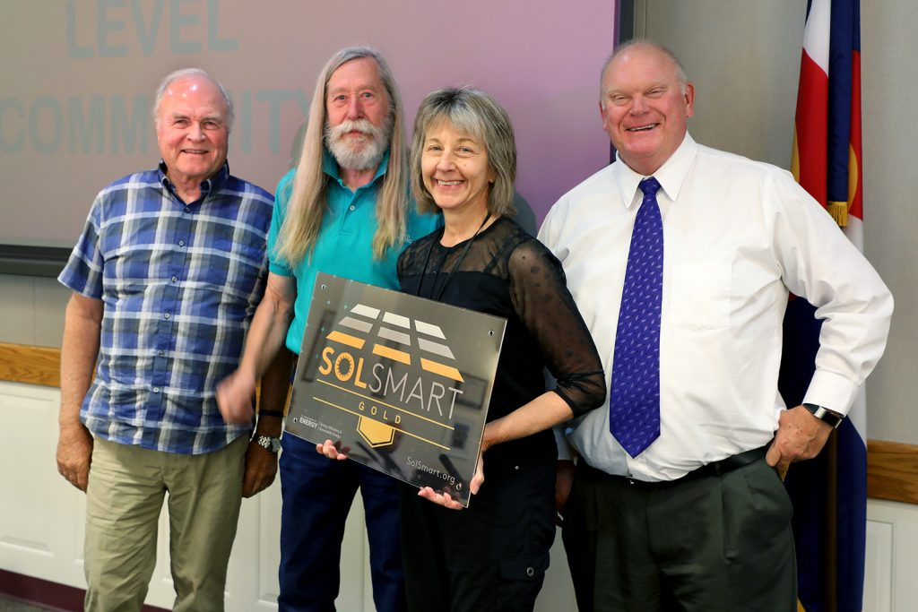 Garfield County earns SolSmart gold designation