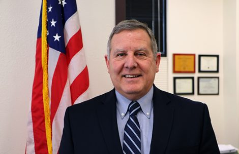 County Manager Kevin Batchelder