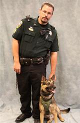 Sergeant Craine and Cio