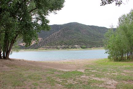 Harvey Gap Reservoir