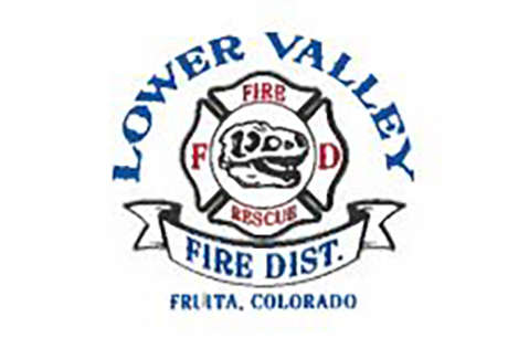 Sheriff's vehicle donated to Lower Valley Fire District