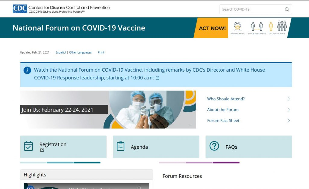 Garfield County work to be presented in CDC panel on COVID vaccines