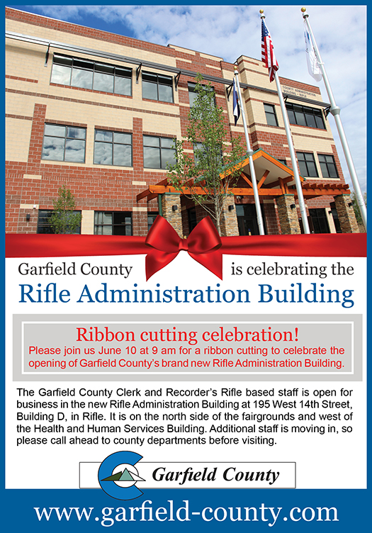 rifle admin building opening