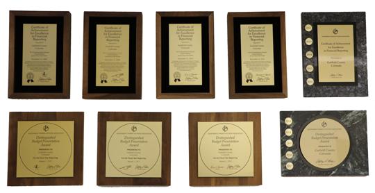 garfield county finance awards