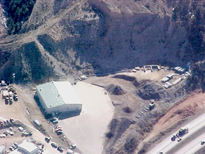 Garfield County District 1 Road and Bridge facility