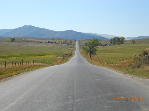 County Road 342